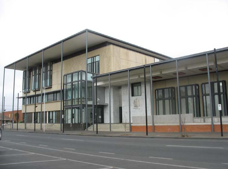 Ballarat Law Courts building